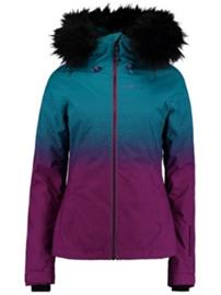 O'Neill Curve Jacket pink aop Naiset
