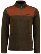 O'Neill Piste Full Zip Fleece Jacket dark olive Miehet