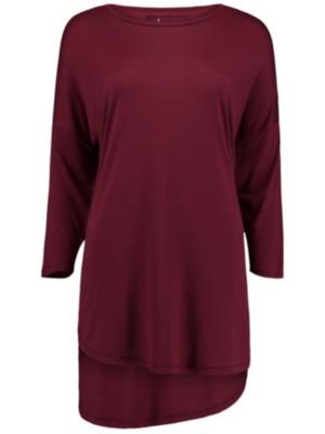 O'Neill Essentials T-Shirt LS current red Naiset