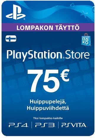 Playstation Kortti