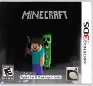 Minecraft, Nintendo 3DS-peli