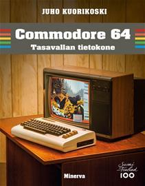 Commodore 64 : tasavallan tietokone (Juho Kuorikoski), kirja