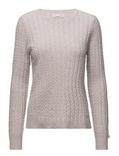 ODD MOLLY Ribbey Sweater LIGHT ROSE, Naisten paidat, puserot, topit, neuleet ja jakut