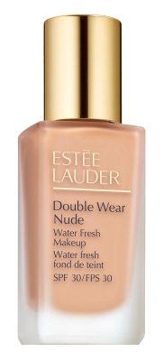 Estee Lauder Double Wear Nude Water Fresh Makeup - Shell Beige 4N1 (30ml)