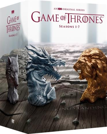 Game of Thrones: Kaudet 1-7, TV-sarja