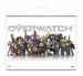 Overwatch - Heroes Juliste 100 x 77 cm