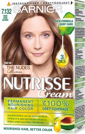 Garnier Nutrisse 7.132 Nude Dark Blond