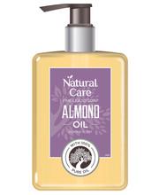 Natural Care Almond Oil 280 ml nestesaippua