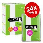 Cosma Original Pouch -säästöpakkaus 24 x 100 g - 24 x 100 g