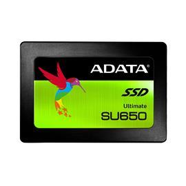"Adata Ultimate SU650 (240 GB, 2.5"", SATA) ASU650SS-240GT-C, SSD-kovalevy"