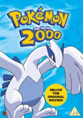 Pokémon: The First Movie - Mewtwo Strikes Back (1998, Blu-Ray), elokuva