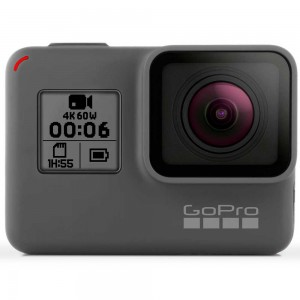 GoPro HERO6 Black, action-videokamera