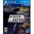 Hidden Agenda, PS4-peli