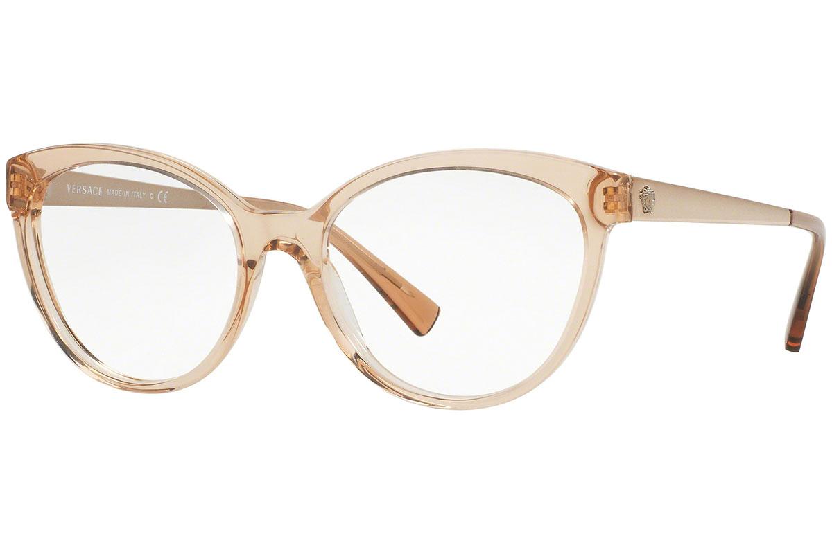 Versace VE3237 5215 Ruskea Materiaali Muovi Naisten silmälasit ... 6f7adc0f04