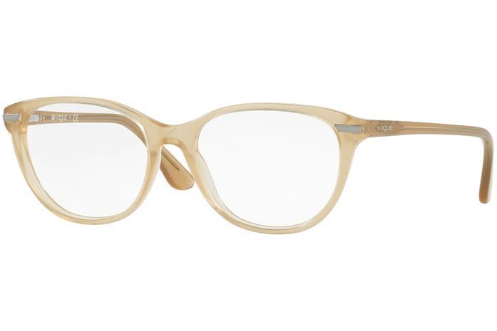 Vogue VO2937 2533, Beige, Materiaali Muovi, Naisten silmälasit