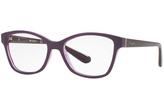 Vogue VO2998 2409, Liila, Materiaali Muovi, Naisten silmälasit