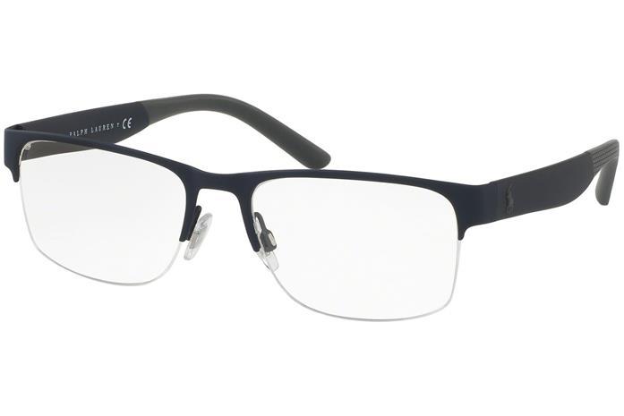 Polo Ralph Lauren PH1168 9320, Sininen, Materiaali Metalli, Miesten silmälasit