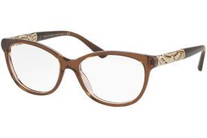 Bvlgari BV4126B 5401, Ruskea, Materiaali Muovi, Naisten silmälasit
