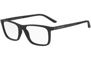 Giorgio Armani AR7104 5063, Musta, Materiaali Muovi, Miesten silmälasit