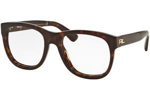 Ralph Lauren RL6143 5003, Havana, Materiaali Muovi, Naisten silmälasit