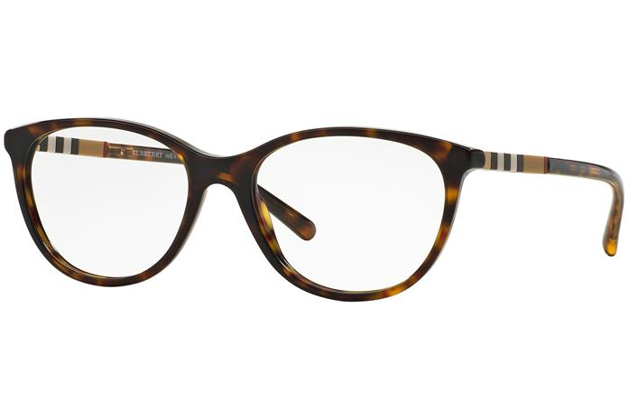 Burberry BE2205 3002, Ruskea, Materiaali Asetaatti, Naisten silmälasit