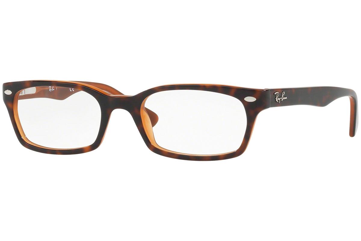 Ray-Ban RX5150 5713 Havana Materiaali Muovi Naisten silmälasit ... 58fe443a82