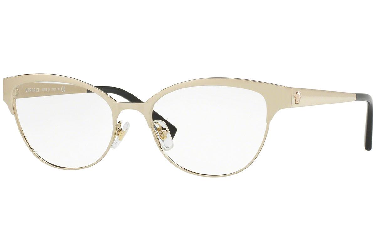 Versace VE1240 1252 Kulta Materiaali Metalli Naisten silmälasit ... 4e5d9fae1f