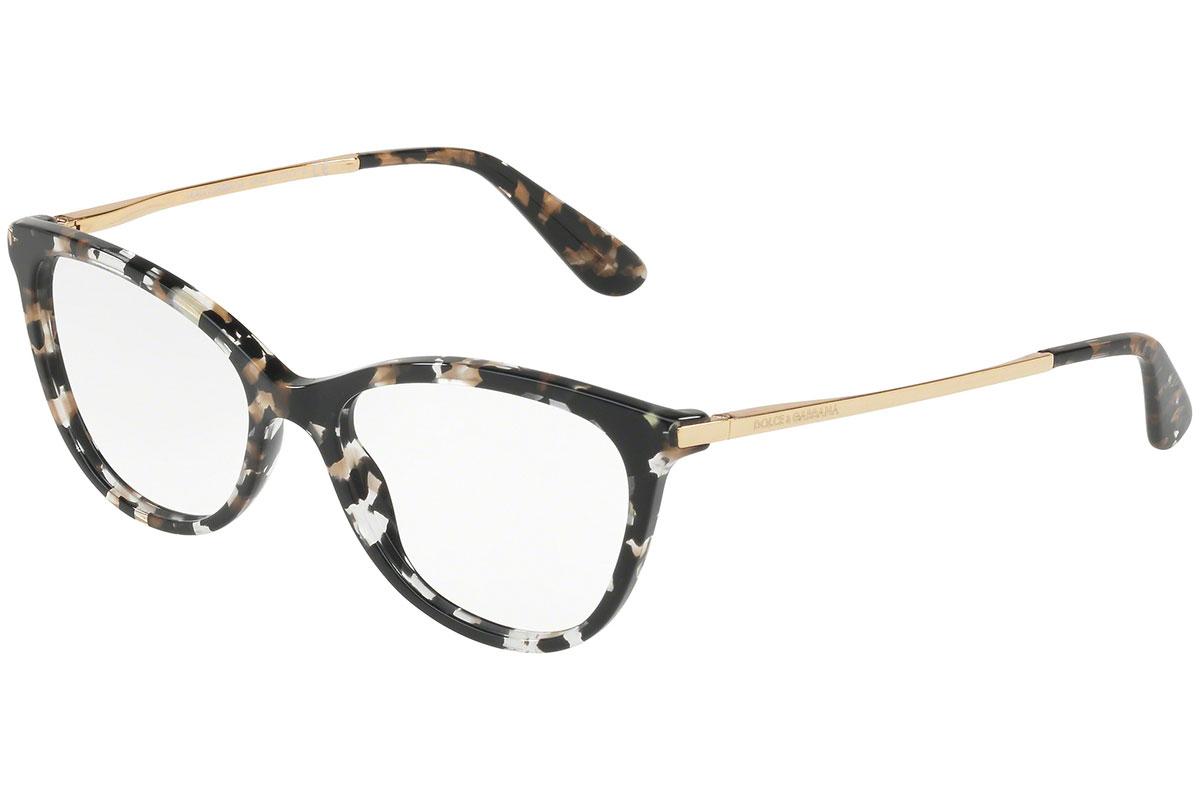 Dolce   Gabbana DG3258 911 Musta Materiaali Muovi Naisten silmälasit  Silmälasit a34bfafe12