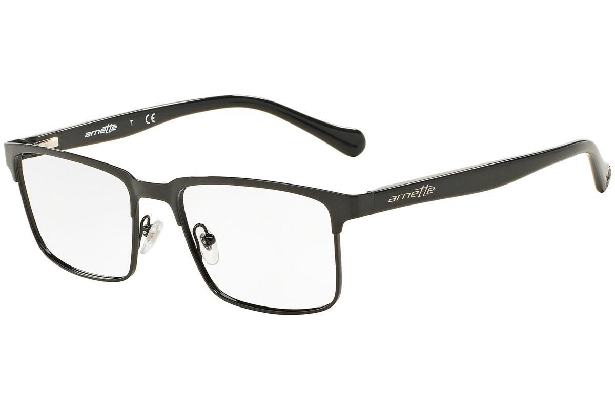 Arnette Component AN6097 528 Musta Materiaali Metalli Miesten silmälasit 69080b1b3f