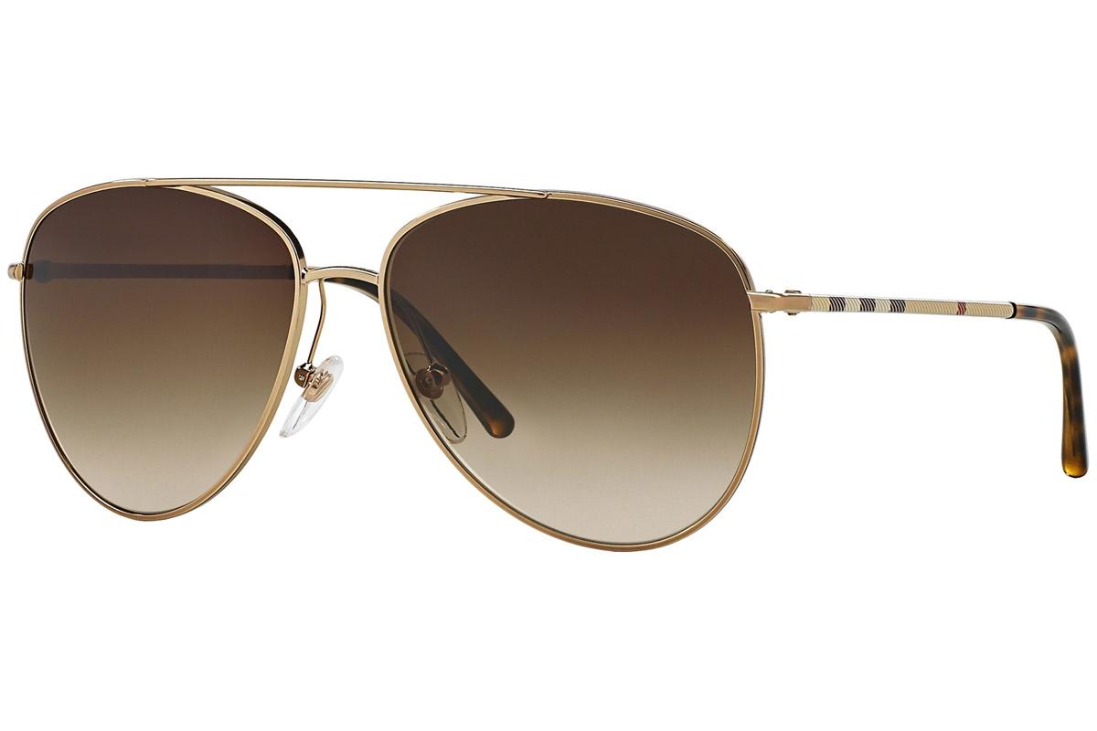 Burberry BE3072 118913 Kulta Materiaali Metalli Naisten aurinkolasit Korut  rannekellot lompakot ja aurinkolasit 0ca084d60a