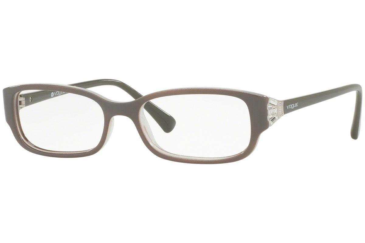 Vogue VO5059B 2415 Harmaa Materiaali Muovi Naisten silmälasit 5026a673ad