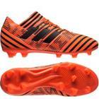 adidas Nemeziz 17.1 FG/AG Pyro Storm - Oranssi/Musta/Punainen Lapset