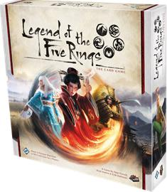 Legend of the Five Rings: The Card Game LAUTA