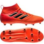 adidas ACE 17.3 Primemesh FG/AG Pyro Storm - Oranssi/Musta/Punainen Lapset