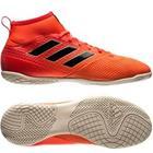adidas ACE Tango 17.3 Primemesh IN Pyro Storm - Punainen/Musta/Oranssi Lapset