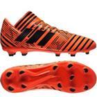 adidas Nemeziz 17.3 FG/AG Pyro Storm - Oranssi/Musta Lapset