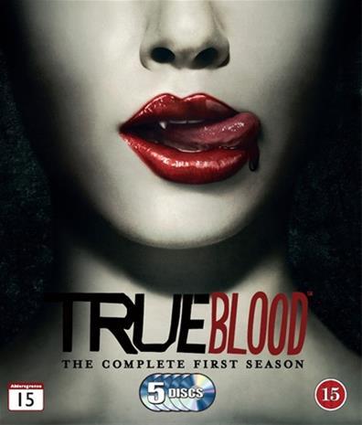True Blood - Season 1 (Blu-ray) (5-disc), TV-sarja