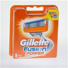 Gillette Fusion Power blades 5 piece