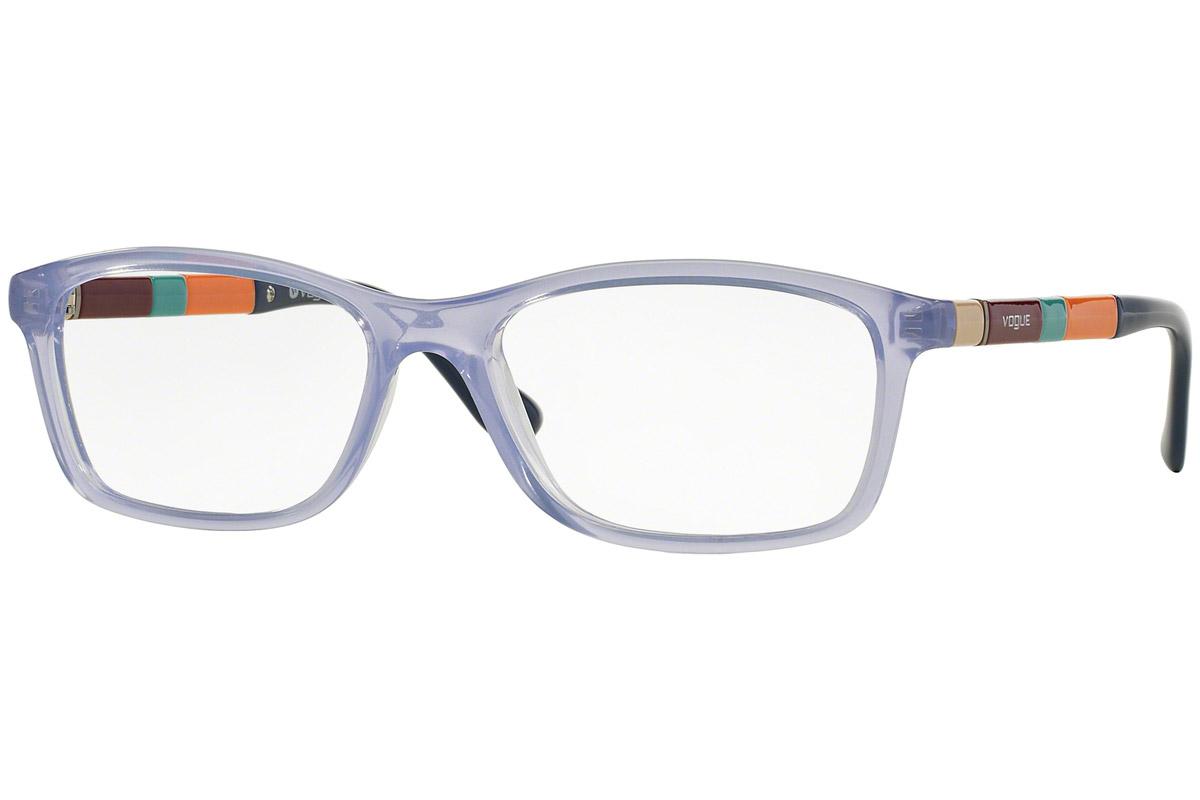 Vogue Colorbands Collection VO2968 2327 Sininen Materiaali Asetaatti Naisten  silmälasit a9f1be2829
