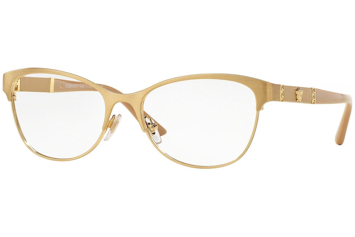 Versace VE1233Q 1352 Kulta Materiaali Metalli Naisten silmälasit ... 1fbbbcc4e8