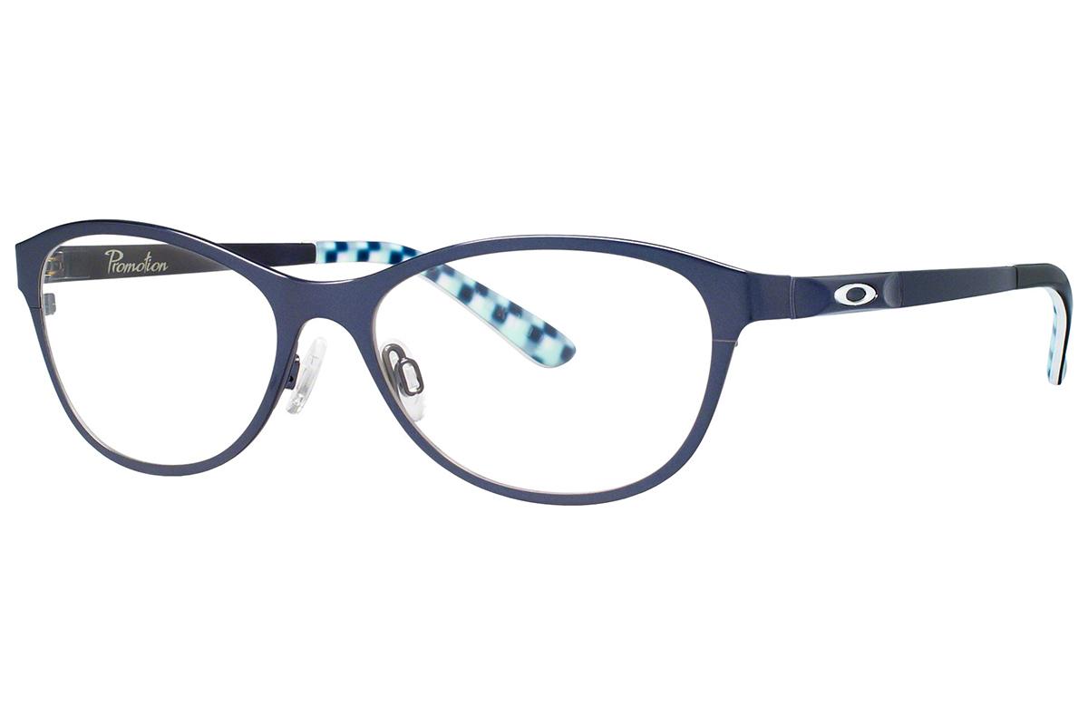 Oakley OX5084 508402 Sininen Materiaali Metalli Naisten silmälasit ... 1159ac17fc