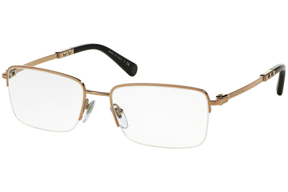 Bvlgari BV1084K 395 Kulta Materiaali Metalli Miesten silmälasit ... 2fb3db037c