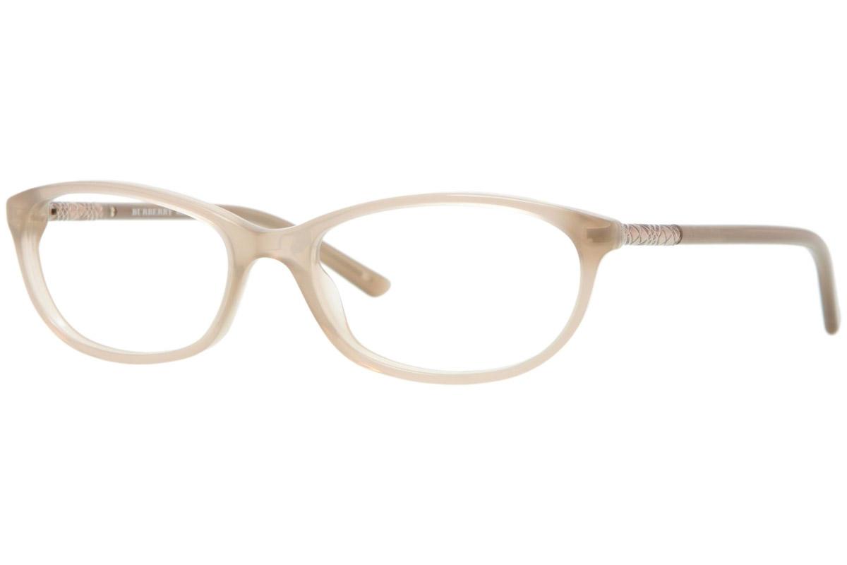 Burberry BE2103 3012 Ruskea Materiaali Asetaatti Naisten silmälasit ... e25791fde9