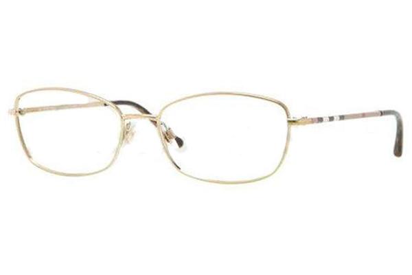 Burberry BE1256 1145 Kulta Materiaali Metalli Naisten silmälasit ... 0acaac15d4
