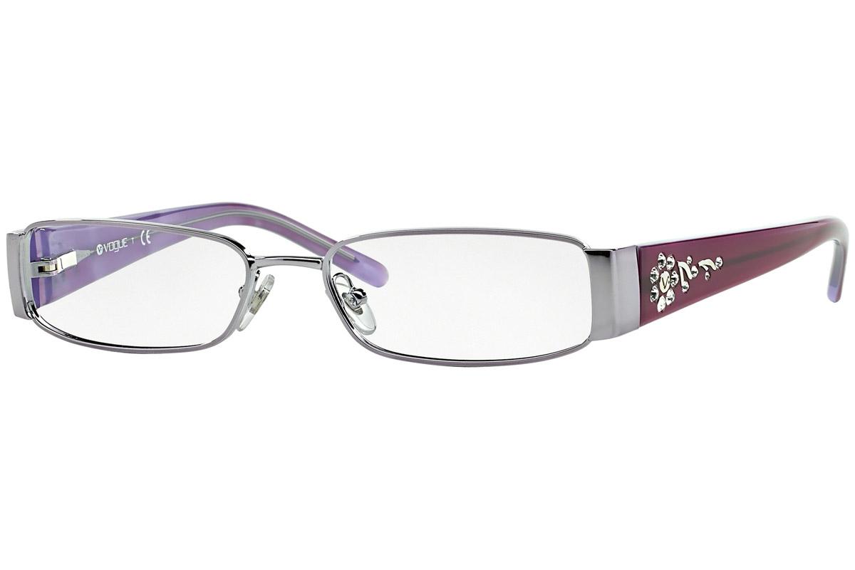 Vogue VO3691B 612 Liila Materiaali Metalli Naisten silmälasit ... 51d2ef6484