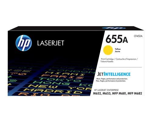 HP CF452A, mustekasetti