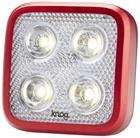 Knog Blinder MOB Four Eyes Bike Light white LED red