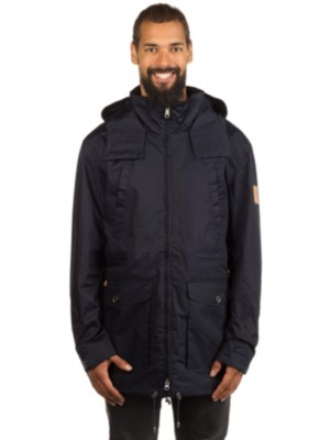 Makia Fishtail Parka Jacket navy Miehet