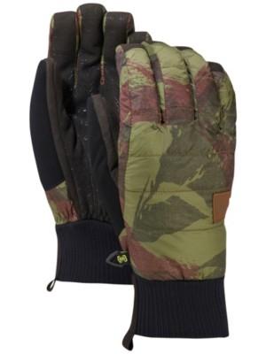 Burton Evergreen Gloves brush camo Miehet