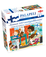 Tactic 100v Suomi: Suomen lapset tänään palapeli